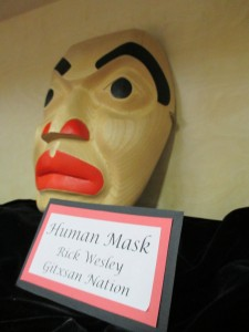 Human Mask made by Rick Wesley