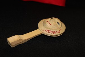 Clapper made by Vernon Stephens